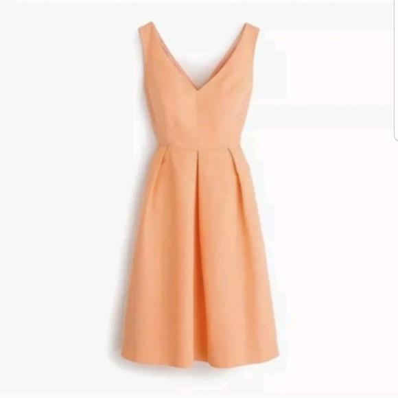 J. Crew Dresses & Skirts - J.Crew Kami Dress 8 Blush Pink